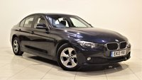 USED 2013 13 BMW 3 SERIES 2.0 320D EFFICIENTDYNAMICS 4d 161 BHP + 1 OWNER +  SERVICE HISTORY + + AIR CON + AUX + BLUETOOTH