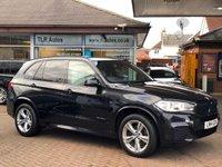 USED 2014 14 BMW X5 XDRIVE30D M SPORT