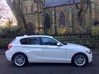2012 BMW 1 SERIES 2.0 118D SPORT 5d 141 BHP £8995.00