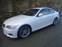 2011 BMW 3 SERIES 3.0 335I M SPORT 2d AUTO 302 BHP £14300.00