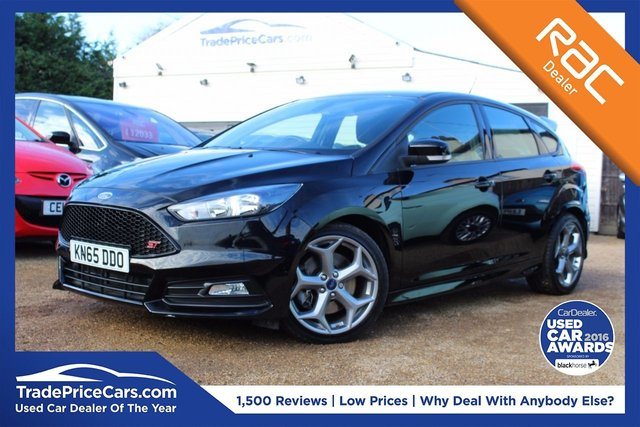 View our 2015 65 FORD FOCUS 2.0 ST-1 TDCI 5d 183 BHP