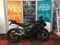 2008 YAMAHA R6 599cc YZF R6  £3990.00