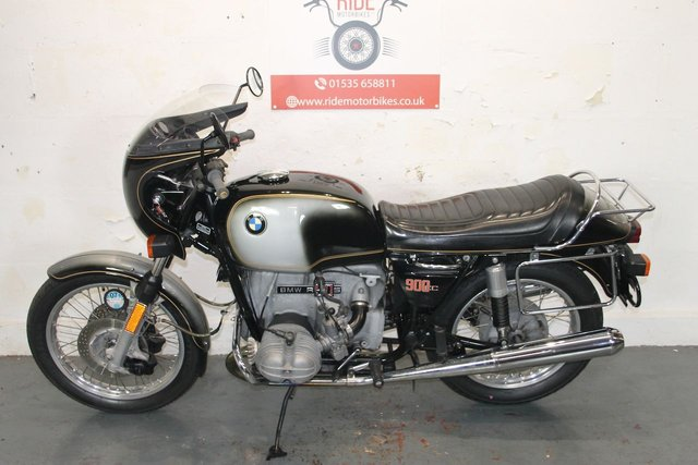 1975 BMW R SERIES 900cc R 90 S 1975