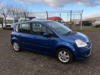 2008 RENAULT GRAND MODUS 1.2 TCE DYNAMIQUE 5 DOOR with SLIDING PANORAMIC ROOF £1995.00