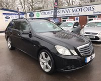 USED 2011 61 MERCEDES-BENZ E CLASS 2.1 E220 CDI BLUEEFFICIENCY SE EDITION 125 5d AUTO 170 BHP 0% FINANCE AVAILABLE ON THIS CAR PLEASE CALL 01204 317705