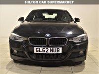 USED 2013 62 BMW 3 SERIES 2.0 320D M SPORT 4d 181 BHP + 2 PREV OWNER + SAT NAV + AIR CON + AUX + BLUETOOTH