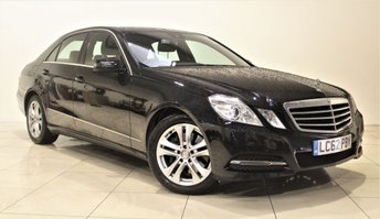 2012 MERCEDES-BENZ E-CLASS 3.0 E350 CDI BLUEEFFICIENCY S/S AVANTGARDE 4d AUTO 265 BHP £13985.00