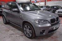 2011 BMW X5 3.0 XDRIVE40D M SPORT 5d AUTO 302 BHP £22485.00