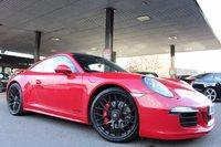 2015 PORSCHE 911 3.8 CARRERA GTS PDK 2d AUTO 430 BHP £84995.00