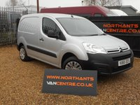 USED 2015 65 CITROEN BERLINGO 1.6 625 ENTERPRISE L1 HDI 5d (NAV)