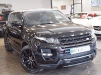 USED 2014 14 LAND ROVER RANGE ROVER EVOQUE 2.2 SD4 DYNAMIC 5d AUTO 190 BHP PLUS PACK PANROOF+UPGRADE SEATS+BIG SPEC