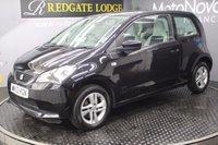 2013 SEAT MII 1.0 TOCA 3d 59 BHP £4294.00
