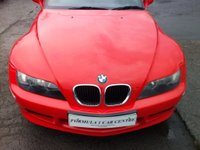 USED 2000 X BMW Z3 1.9 Roadster 2dr LOW MILES+HISTORY+VALUE
