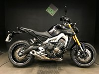 2014 YAMAHA MT 09 2014. 1 OWNER. FSH. 5K MILES. VERY TIDY. RECENT TYRES £4999.00