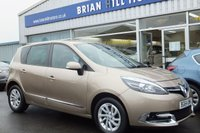 USED 2014 64 RENAULT SCENIC 1.5 DCi DYNAMIQUE TOMTOM ENERGY 5dr