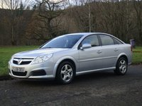 USED 2008 58 VAUXHALL VECTRA 1.9 EXCLUSIV CDTI 8V 5d 120 BHP