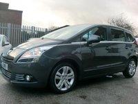 2013 PEUGEOT 5008 2.0 HDI ACTIVE 5d AUTO 163 BHP £8995.00