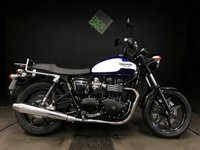 2016 TRIUMPH BONNEVILLE NEWCHURCH. 2016. FSH. 1 OWNER. 1594. BEAUTIFUL BIKE £5990.00