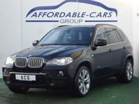 2009 BMW X5 3.0 XDRIVE35D M SPORT 5d 282 BHP £12450.00