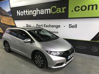 2014 HONDA CIVIC I-DTEC SE PLUS-T TOURER £6495.00