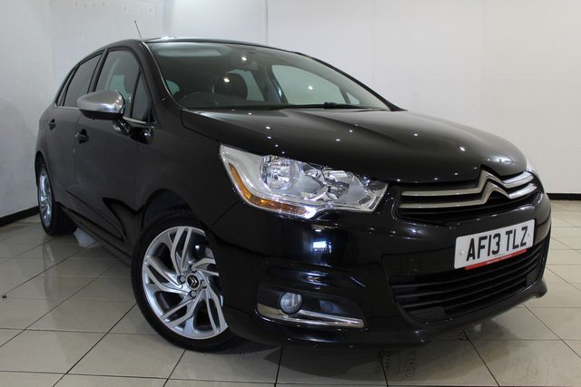 View our 2013 13 CITROEN C4 1.6 HDI SELECTION 5DR 115 BHP