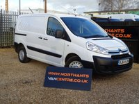 2014 CITROEN DISPATCH VAN, 1.6 1000 L1H1 ENTERPRISE HDI 6d 90 BHP (NAV) £6490.00