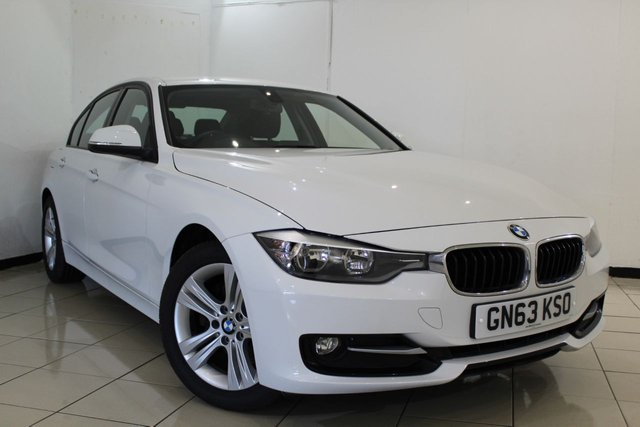 View our 2013 63 BMW 3 SERIES 2.0 320D SPORT 4DR 184 BHP