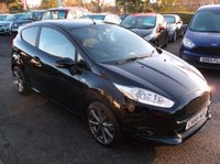 USED 2017 66 FORD FIESTA 1.0 ST-LINE 3d 100 BHP ****Great Value economical reliable family car with excellent service history, Great spec, Drives superbly****