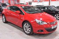 2013 VAUXHALL ASTRA 2.0 GTC SRI CDTI 3d AUTO 162 BHP £7785.00