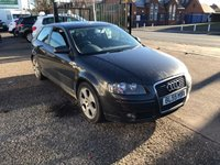 USED 2006 55 AUDI A3 2.0 TDI SPORT 3d 138 BHP This vehicle has just arrived and is awaiting full preparation-2.0 TDI-3 Door Full Service History