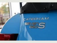 USED 2017 67 CATERHAM SUPER SEVEN Caterham Super Seven Sv 62310S 2.310 2dr Riviera Blue/Carbon Leather