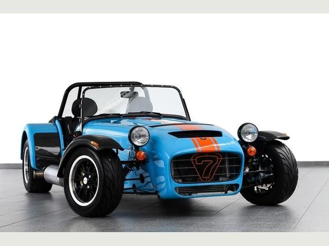 View our CATERHAM SUPER SEVEN