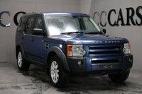 USED 2006 06 LAND ROVER DISCOVERY 2.7 3 TDV6 S 5d 188 BHP AUTO 7 SEATS TOWBAR