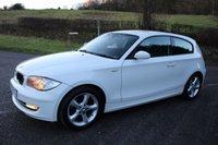USED 2009 09 BMW 1 SERIES 2.0 116D SPORT 3d 114 BHP