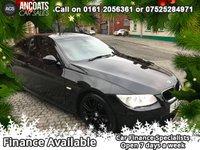 2011 BMW 3 SERIES 2.0 320D M SPORT 2d 181 BHP £10000.00