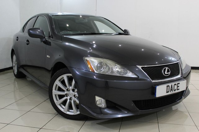View our 2009 58 LEXUS IS 2.5 250 SR 4DR 204 BHP