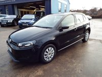USED 2014 14 VOLKSWAGEN POLO 1.2 S A/C 5d 60 BHP SERVICE HISTORY
