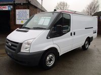2011 FORD TRANSIT 300s SWB DIRECT FROM BT FLEET WITH FULL HISTORY £5695.00