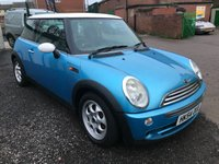 2005 MINI HATCH COOPER 1.6 COOPER 3d 114 BHP £1995.00