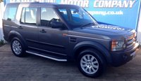 USED 2006 55 LAND ROVER DISCOVERY 2.7 3 TDV6 S 5d 188 BHP 2006 LANDROVER DISCOVERY 3 TDV6 S 5 DOOR SERVICE HISTORY INC CAM BELTS AND PULLEY AT 63820 MILES LAST SERVICE AT 73000 MILES 8 STAMPS IN SERVICE BOOK ONLY 2 OWNERS LAST OWNER FROM 3 YEARS OLD