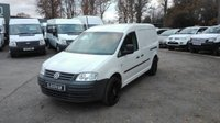 USED 2010 10 VOLKSWAGEN CADDY MAXI 1.9 C20 LWB TDI 104 NO VAT Alloys, Long Wheel Base, NO VAT