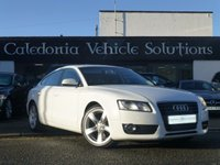 USED 2011 11 AUDI A5 2.0 SPORTBACK TFSI SE 5d 178 BHP 2 FORMER KEEPERS with JULY 2018 MOT, FULL SERVICE HISTORY