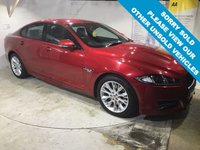 USED 2014 64 JAGUAR XF 2.2 D R-SPORT 4d AUTO 200 BHP Full service history, Just 1 previous private owner,  Full leather upholstery,  Heated front seats,  Heated screen,  Electric front seats,  Bluetooth,  Satellite Navigation system,  Reversing camera and sensors