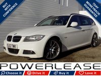 2012 BMW 3 SERIES 2.0 318D SPORT PLUS EDITION TOURING 5d 141 BHP £6989.00