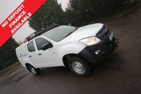 2014 ISUZU D-MAX 2.5 TD 4WD DOUBLE CAB 164 BHP ADVENTURE SPEC £SOLD