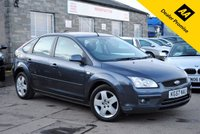 USED 2008 57 FORD FOCUS 1.6 STYLE 5d 100 BHP