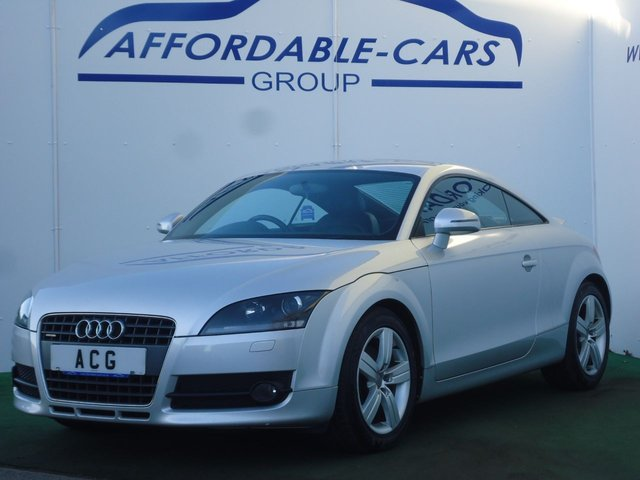 Used Audi TT Cars In Harrogate From Affordable Cars Group - Sports cars harrogate