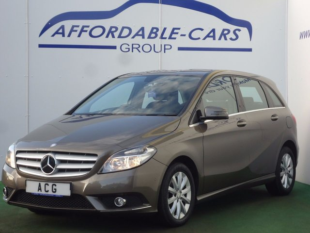 View our MERCEDES-BENZ B CLASS