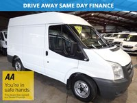 2011 FORD TRANSIT 2.2 280 SHR 85 BHP - WITH AIR CONDITIONING - QUALITY SHELVING - £6995.00