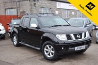 USED 2008 08 NISSAN NAVARA 2.5 LONG WAY DOWN DCI D/C 1d 169 BHP